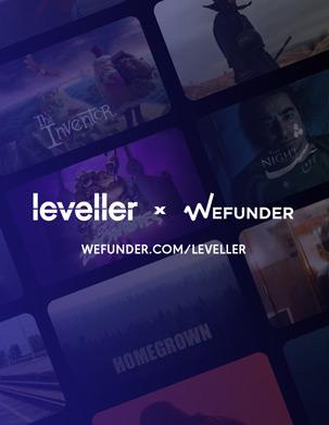 Leveller + Wefunder